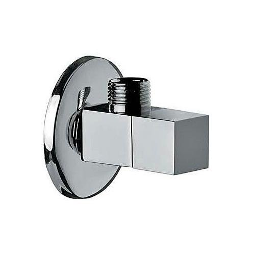design eckventil zulauf ventil quadratisch anschlussventil armatur waschbecken ebay. Black Bedroom Furniture Sets. Home Design Ideas