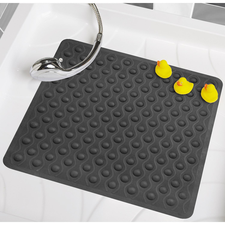 Wenko Dusch Matte Duscheinlage Anti Rutsche Matte Duschbecken Dusche Einlage